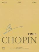 Trio Op. 8 for Piano, Violin and Cello