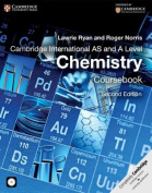 Cambridge International as and a Level Chemistry Coursebook [With CDROM]