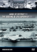 The Boeing B-29 Superfortress - Wings of Destruction [Region 2]