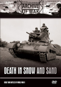 Death in Snow and Sand [Region 2]