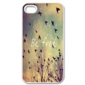 UV Case for iPhone 5/5S - Be Free