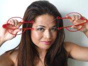Helix Threadease Hair/Eyebrow Threading Kit : Hair Removal