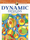 Creative Haven Dynamic Designs Coloring Book