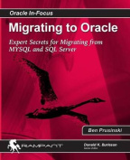 Migrating to Oracle