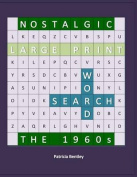 Nostalgic Large Print Word Search