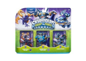 Skylanders Swap Force Magic Triple Pack Mega Ram Spyro / Super Gulp Pop Fizz / Star Strike