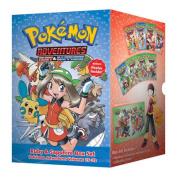 Pokemon Adventures Ruby & Sapphire Box Set