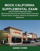 Mock California Supplemental Exam (CSE of Architect Registration Exam)