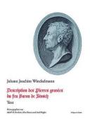 Description Des Pierres Gravees Du Feu Baron de Stosch