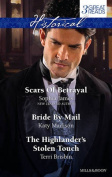 James, Madison And Brisbin Taster Collection 201406/Scars Of Betrayal/Bride By Mail/The Highlander's Stolen Touch