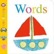 Words (Alphaprints) [Board book]