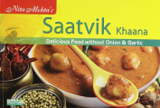 Satvik Khaana - No Onion No Garlic
