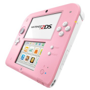 Nintendo 2DS Console Pink White