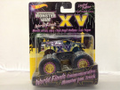 2014 Monster Jam XV World Finals Commemorative Truck Limited Edition 1 of 2500