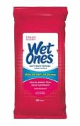 Wet Ones Antibacterial Hand Wipes, 20 Count