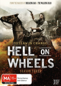 Hell on Wheels: Season 3 [Region 4]