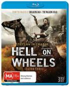 Hell On Wheels: Season 3 [Region B] [Blu-ray]