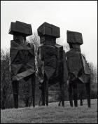 Lynn Chadwick the Sculptures at Lypiatt Park