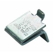 Knape & Vogt 256ZC Zinc Adjustable Shelf Support Clips, Package Contains Five