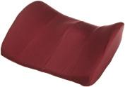 Hermell Products LC2235BG Memory Foam Trisectional Lumbar Cushion