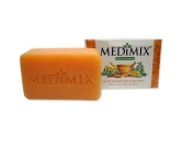 Medimix Soap With Sandal And Eladi Oils Effective For Skin Blemishes 75 gm