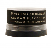 Tade (Polygonum) Hammam Black Soap 140g 100% Natural By Polygonum