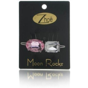 Zhoe Moon Rocks 22133 Pink & Clear