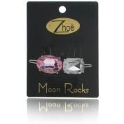 Zhoe Moon Rocks 22133 Pink & Clear