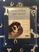 Aquis Doggie Dryer Microfiber Pet Towel / Travel Pet Towel / Compact Pet Towel - Large