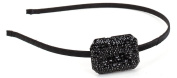 Great Gatsby / Flapper Inspired Handmade Rhinestone Encrusted Headband / Hairband