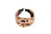 Great Gatsby Flapper Inspired Handmade Fashion Headband / Hairband with a Giraffe Design Encrusted with Faux Stones