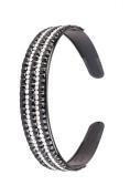 Great Gatsby Flapper Inspired Handmade Fashion Headband / Hairband wityh Square Beads and Bling Rhinestones