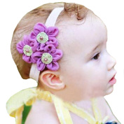 Baby Lace Headbands Style 11
