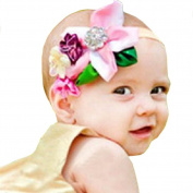 Baby Lace Headbands Style 12