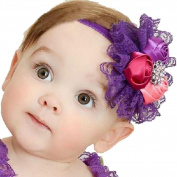 Baby Lace Headbands Style 2