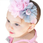 Baby Lace Headbands Style 3