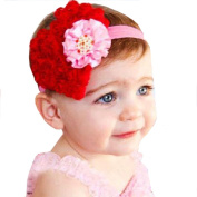Baby Lace Headbands Style 4