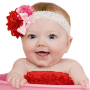 Baby Lace Headbands Style 5
