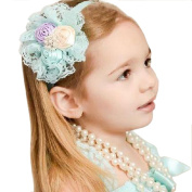 Baby Lace Headbands Style 9