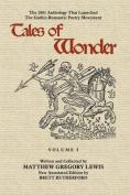 Tales of Wonder, Volume I