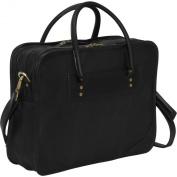 Clava Leather Top Handle Laptop Briefcase