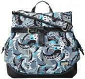 Hadaki Kiko Saddle Bag