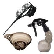 YS PARK Tint Bowl , Sprayer & Tint brush Colouring kit