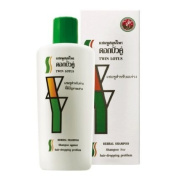 Twin Lotus Herbal Shampoo for Hair Dropping Problem 200 ml.