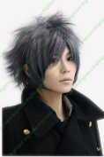 Flyingdragon FINAL FANTASY Versus XIII FF13 Noctis Hope Short Grey Cosplay Wig