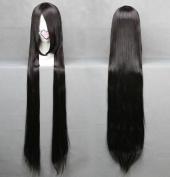 Flyingdragon Code Geass Black Cosplay Japanese Long Straight Wig
