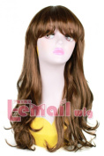 L-email 65cm Long 2 Colours Wave Fashion Hair Wigs Syn01