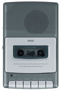 """RCA RP3504 Cassette """"Shoebox"""" Voice Recorder"""