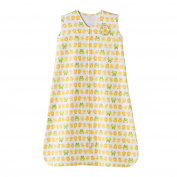 Halo SleepSack Cotton Wearable Blanket, Duck Print, Small