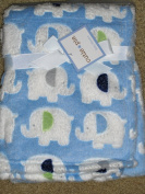 Cutie Pie Soft Baby Blanket Elephant/Elephants
